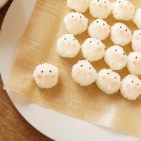 おコメ派は聖夜にも米粒が食べたいのです ✯ パーティーにオススメの「デコレおむすび」レシピ