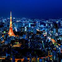 東京は夜が楽しい。光り輝く「東京の夜景」スポットへ