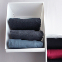 収納の見直しに。簡単&コンパクト【Tシャツ・シャツ】畳み方講座