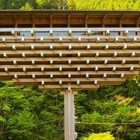 """隈研吾デザインの""""木造建築""""が至る所に。大自然と調和する「高知・梼原町」の大人旅"""