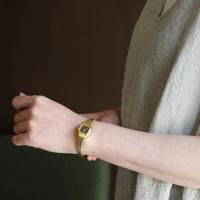 """忙しさよりも""""素敵な時""""を刻みたい。アクセサリー感覚で身につける、とっておきの『腕時計』"""