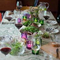 """記念日やおもてなしには欠かせない。""""特別な日に使いたくなる""""テーブルウェア"""