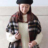 ワンパターンになりがちな冬アイテムを救済!簡単着回しで衣装持ちに♪