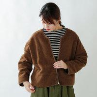 一着は持っていたい 。「ブラウン系アウター」のアイテム別 着こなし帖