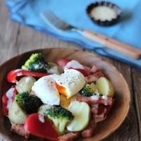冬だってサラダを食べたい!野菜が美味しくなる温野菜のサラダレシピ