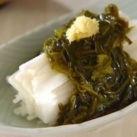 ネバネバが体に美味しい♪ヘルシー食材『めかぶ』を使ったレシピ15選