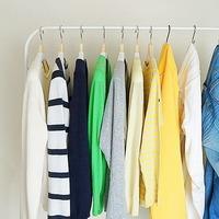 洋服選びが楽しくなる!「見せる」「飾る」新しい衣類収納のアイデア