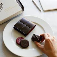 大人のバレンタインにおすすめ。《土屋鞄》のまるでチョコレートみたいな革小物