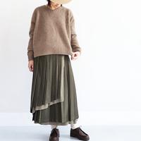 寒い日でも、おしゃれはしたい!冬でも【スカート】を楽しむ『防寒コーデ』