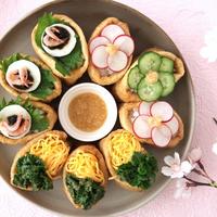 ちょっと手間をかけて華やかに*「お花見弁当」レシピ&アイデア