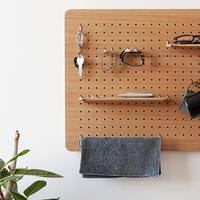 私らしい部屋が叶う。壁収納【有孔ボード・ディアウォール】で簡単DIY