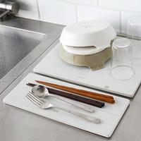 カゴタイプ?マットタイプ?我が家のキッチンに合う「水切りアイテム」 を見つけよう