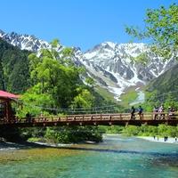 登山にハイキング。大自然を満喫【上高地】の観光スポット&グルメ・ランチ情報
