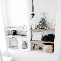 曲げて、つなげて…簡単DIY!ワイヤーでつくる「インダストリアル」な雑貨アイデア