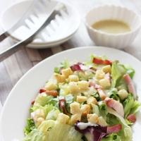 サラダ以外にも使い道いろいろ。炒めてもおいしい『ロメインレタス』のレシピ