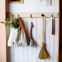 春を呼び込む心地いい場所へ。床&壁の《玄関・DIYレシピ》