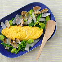 【旬を食べよう ー3月篇ー】あさり、さわら、新玉ねぎ、クレソン、卵を使ったレシピと献立案