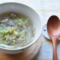 中華~ベトナム料理まで味わい豊か♪『春雨スープ&フォー』のヘルシーごはんレシピ集