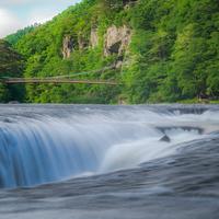 日本の滝百選。群馬県【吹割の滝】の観光・ランチ情報