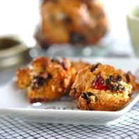 朝食やおやつに♪『オートミール』で作るお菓子やパンのヘルシーレシピ集