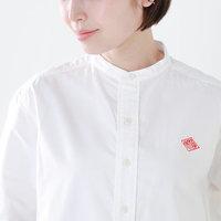 旬の『バンドカラーシャツ』を使ってオシャレ上手に♪着こなしのコツ&コーデ集