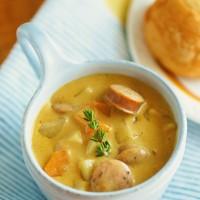 朝ごはんは、和食派 or 洋食派?【主食×スープ】のお手軽バランス朝食レシピ
