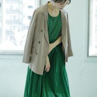 季節の変わり目のワンピースコーデは「羽織の丈次第」!雰囲気がきまるコーデ術