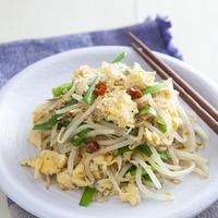 炒め物やスープに。冷蔵庫の定番食材【もやし・たまご】のレシピ