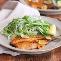 魚料理で献立を充実させましょう。「アジ・イワシ・カジキ」初夏~夏に旬のお魚レシピ