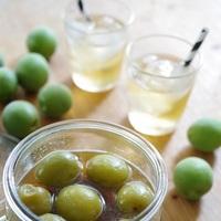 自家製の梅シロップで簡単♪爽やか「梅ジュース」の作り方&活用アレンジレシピ