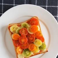 忙しい朝に嬉しい!5分でできる。のっけて焼くだけの簡単トーストレシピ♪