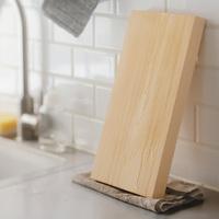 プラスチックはもう卒業【木のまな板】の使い方・お手入れ方法