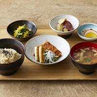 ヘルシーにいきたい日におすすめ。東京の「和食ランチ」が美味しいお店