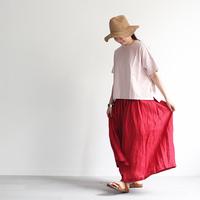 夏こそ取り入れたい!「ビビッドカラーのスカート」で彩るカラフルな着こなし