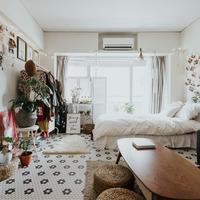 空間ひろびろ、作業もスムーズに。「生活動線」お部屋のレイアウト・レッスン