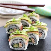夏の麺メニューのお供に。『手作り寿司』で栄養と彩りをプラスしませんか?