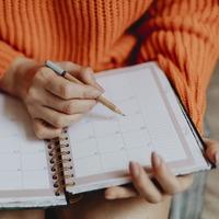 今日の晩ごはんどうしよう?で悩まない!「1週間の献立ノート」の作り方