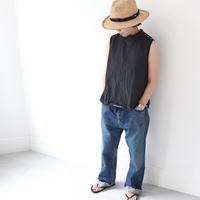 夏コーデに「黒」はどう取り入れるのが正解?重たく見せない大人の着こなし術