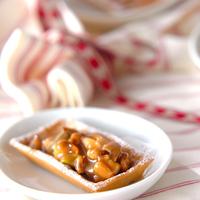 おやつにも、おつまみにも。毎日摂りたい「ナッツ」を使ったお料理&スイーツレシピ
