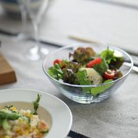 暑い日も涼しげな食卓を演出してくれる【ガラスの器】おすすめ12選