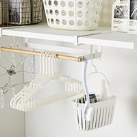 日常の痒いところに手が届く。「山崎実業」のアイテムでお部屋をもっと便利に!