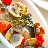 イタリアの郷土料理「アクアパッツァ」をお家で手軽に!アレンジ豊富な献立レシピ帖