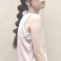 """""""きゅっ""""とまとめて首元スッキリ!おしゃれで涼しい、夏のヘアアレンジ特集"""
