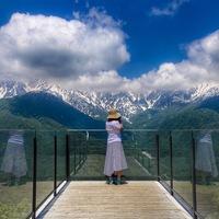 夏の信州旅、おすすめは《スキー場への寄り道》。雲上の花園や絶景カフェがお待ちかね♪