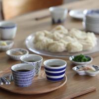 食卓を涼しく素敵に「素麺(そうめん)」がお似合いの器特集