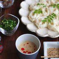 「冷たい素麺」の楽しみ方が広がる♪盛り付けアイデア&麺つゆのアレンジレシピ