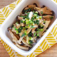 ビタミン豊富!夏こそ食べたい「キノコ料理」と「作り置きレシピ」