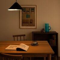 シェードの素材でこんなに変わる!イメージに合わせた『お部屋の明かりの選び方』。