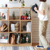 私らしさを飾って。お部屋を格上げする「オープンシェルフ」のディスプレイ集