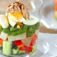 *お料理初心者さんに捧ぐ*アレンジ簡単&栄養もばっちり♪『ニース風サラダ』をマスターしよう